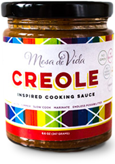 Creole inspired cooking sauce