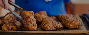 Sign up for free recipes and savings!