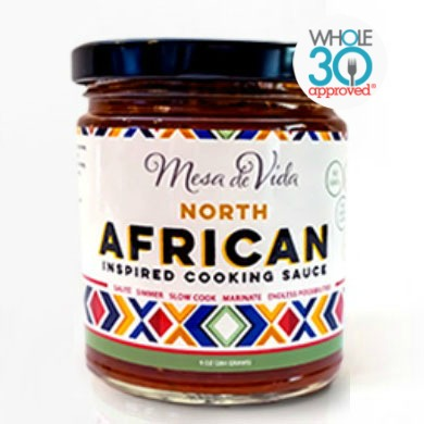 North African Cooking Sauce