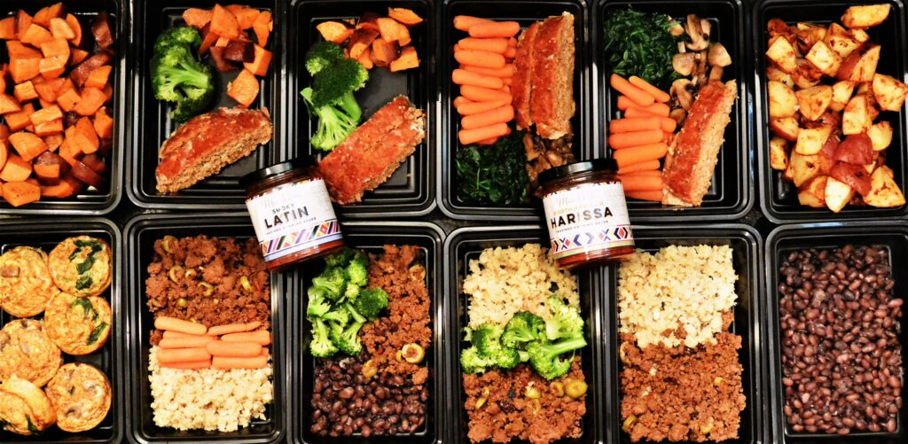 Meal Prep Simple with Mesa de Vida Healthy Cooking Sauces