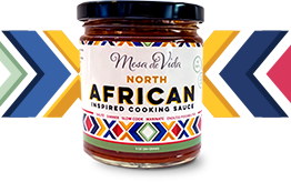 North African Harissa inspired cooking sauce