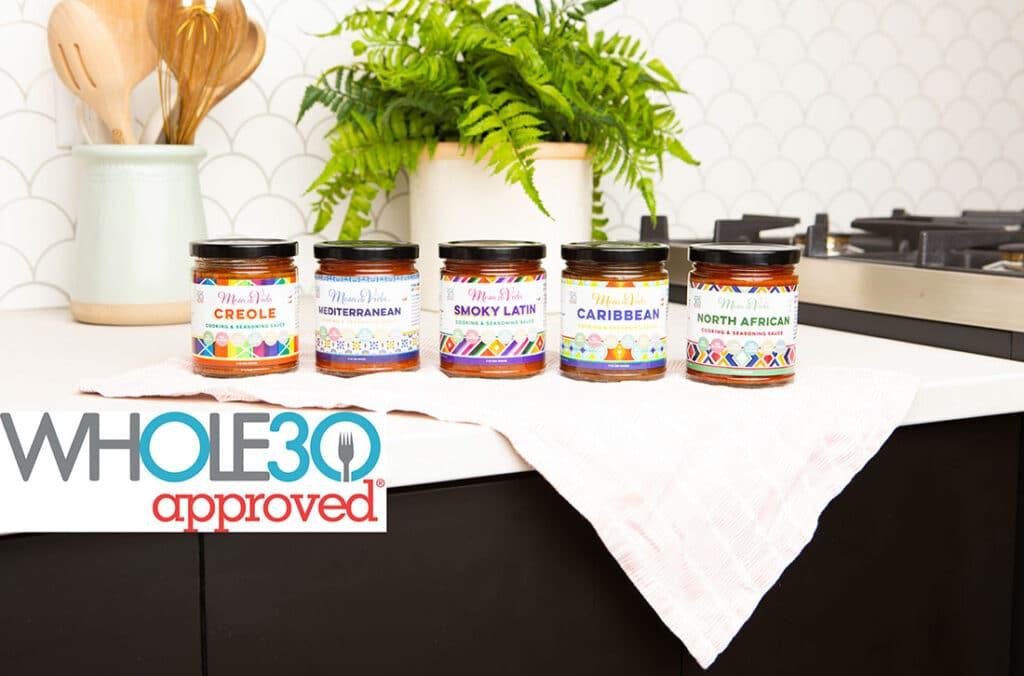 Whole30 approved cooking sauces