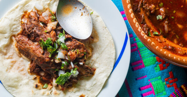 Easy homemade beef birria recipe