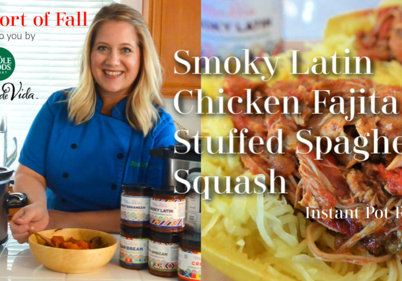Chef Kirsten Mesa de Vida founder for Whole Foods instant pot recipe series